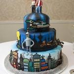 Futurama Cakes